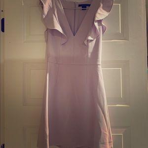 French Connection Whisper Dress - Lavender